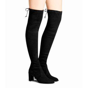 EUC✨Stuart Weitzman Landmark Thigh High Tall Boots